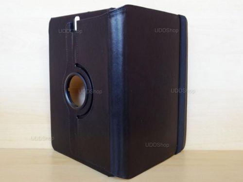 Capa Case Capinha Carteira Giratória 360° PRETA Tablet Samsung Galaxy Tab S3 9.7 SM-T820  SM-T825 + Frete Grátis 368584