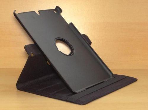 Capa Case Giratória 360º Preta Tablet Apple ipad5 Air A1474, A1475 e A1476 -- ipad6 Air 2 A1566 e A1567 221106