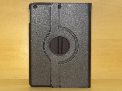 Capa Case Giratória 360º Preta Tablet Apple ipad5 Air A1474, A1475 e A1476 -- ipad6 Air 2 A1566 e A1567 221107