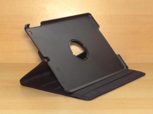 Capa Case Giratória 360º Preta Tablet Apple ipad5 Air A1474, A1475 e A1476 -- ipad6 Air 2 A1566 e A1567 221110