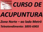 escola de acupuntura curso de acupuntura sistemica e estetica zona norte sao paulo