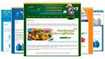 Site personalizado com loja virtual