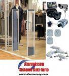 Alarme Anti-Furto para Loja (21) 8031-1767 - Detector de segurança Anti-furto