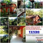 Paraty, Vendo  para renda, setor Histórico e Ecológico