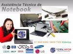 Assistencia Notebook Dell Acer Asus Sony Vaio Brasilia Aguas Claras Taguatinga Norte Df