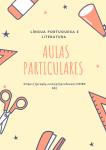 Aulas particulares de Língua Portuguesa e Literatura