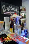 Barman e personalização de drinques e coquetéis para festas