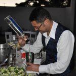 Barman para festas requintadas