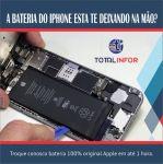 Bateria Original iphone 6s – Serviço c Garantia