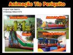 Brinquedos infláveis para festas e eventos