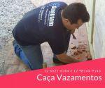 Caça Vazamentos São José dos Campos