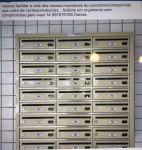 Caixas de correios