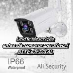 Câmera de segurança All Security