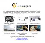 Câmeras de Segurança - Cftv Alarmes Interfonia e Telefonia Cerca Elétrica Redes estruturada e de computadores controle de acesso.