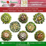 Cemitério Parque da Colina bh- Velório Crematório Floricultura entrega Coroa de flores online para funeral em Bh