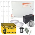 Cerca Elétrica Jabaquara . Instalação . Manutenção 11 4171-6316