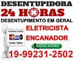 Desentupidora 19-992312502 em Campinas e Região - Eletricista e Encanador em Campinas