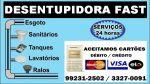 Desentupidora 3327-0091 No Vila Itapura em Campinas