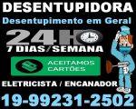 Desentupidora 992312502 Jardim Pacaembu em Campinas