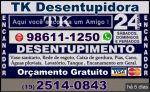 Desentupidora de Caixa de Gordura em Campinas 19 2514-0843 Desentupidora 24 Horas