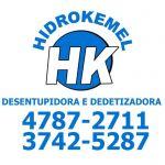 Desentupidora  Hidrokemel no Brooklin 3742-5287