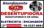 Desentupidora em Campinas 19 3327-0091 Atendemos Todos os bairros de Campinas e Região 24 Horas - Desentupimento em Geral