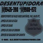 Desentupidora Sapopemba 11 9 9108-1572 11 9 5426-3910 Desentupidora Itaqueradedetizadora Vila Azevedo