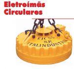 Eletroima de Sucatas - Reciclagem Industrial - Pátio de Sucatas - Sucateiro - Lixo Industrial - Ferro Velho - Tarugos - Ferro - Aço - Siderurgica - Metalurgica -