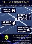 Energia Solar: Gere economia gere a sua própria energia.
