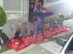 Homem-aranha - Animação de festa infantil
