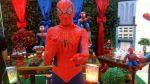 Homem Aranha Cover Personagens Vivos Animação Festas Infantil