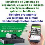 Instalação De Cameras De Segurança - Cftv - Acesso Internet  Celular