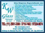 Kw Glass - Vidraçaria e Esquadrias de Alumínio
