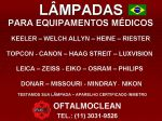 Lâmpada para equipamentos médicos - Oftalmoclean