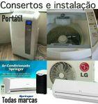 Lava e seca máquinas de lavar ar condicionado placas eletrônicas adegas de vinho consertos de todos eletrodomésticos.