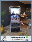 Máquina Karaokê Videoke Jukebox Região dos Lagos