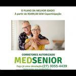 Medsenior Planos R$499 Faça o seu 27 99505-6839