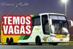 Motorista de ônibus de turismo
