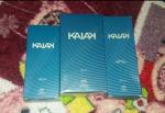 Natura Kaiak Perfume Kit Barba. Corpo.
