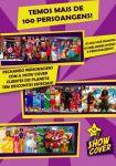 Princesas - Show Cover Personagens