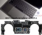 Reparo Macbook Touch Bar - Macbook Retina - Placa Mãe - Placa Logica - Teclado Bateria Total Infor