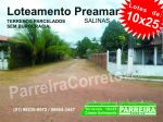 Saia do Aluguel Lotes para Construir loteamento Bairro do Corema em Salinópolis.