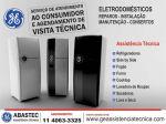 Serviços assistência reparos eletrodomésticos Ge Monogram