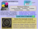 Serviços Gráficos e Criação de Sites