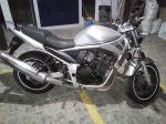Suzuki Bandit 650 Prata 100% Original