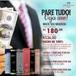 Tenha um negócio próprio com um investimento de apenas 180 reais.