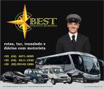 Van Carro Executivo  e Ônibus