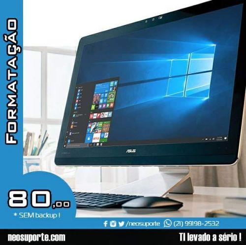21 991982532 Instalação Windows 7 e 10 Rio de Janeiro Rj 446263
