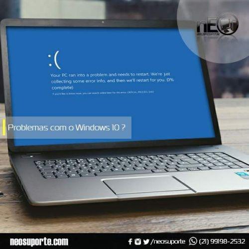 21 991982532 Instalação Windows 7 e 10 Rio de Janeiro Rj 446264