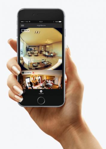 360 Câmera Espiã – Lâmpada Led com câmera espiã 492398